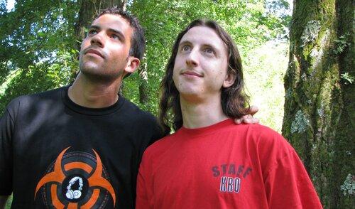 Andreas et Nicolas