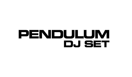 Pendulum DJ set & verse
